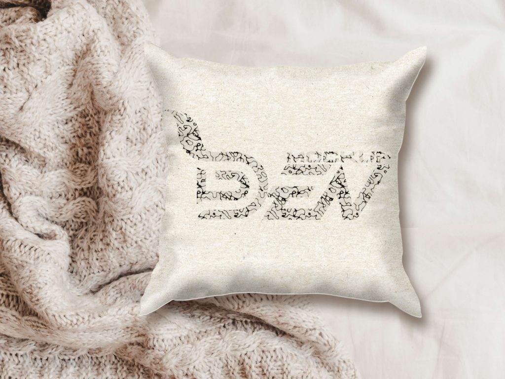 Sophisticated Pillow Mockup