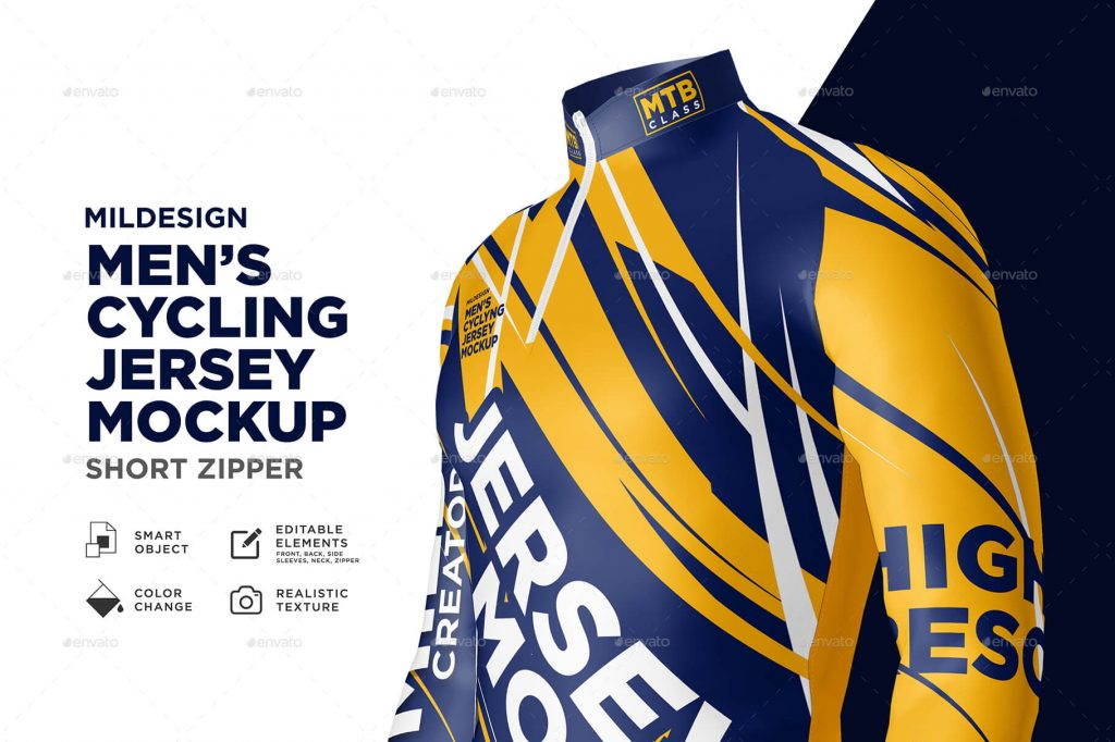 Jersey Mockup | 40+ Free Fabulous Jersey PSD Templates for Your Design Portfolio 4