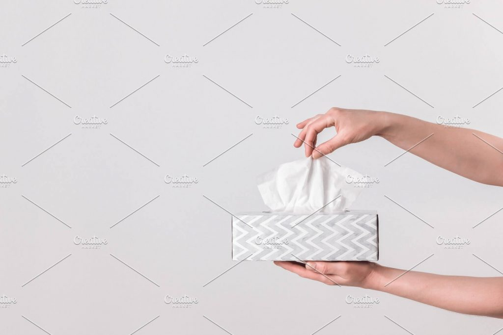 Free Tissue Box Mockup | 25+ Attractively Creative PSD & Vector Templates 4