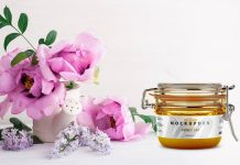 Free Honey Jar Mockup
