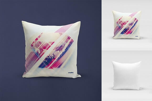 Customizable Cushion Design template
