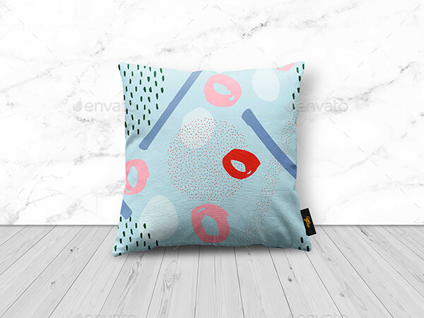 Funky Print Cushion Design
