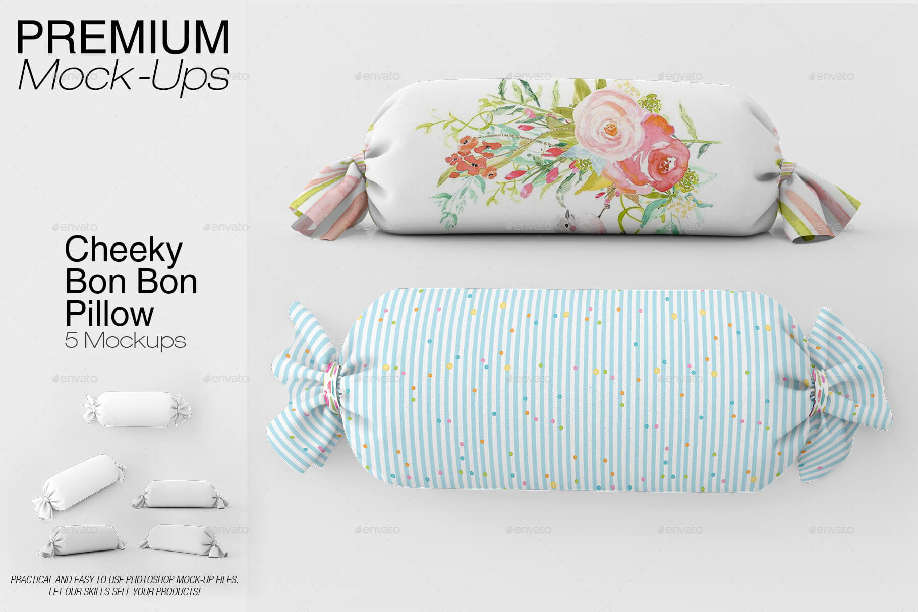 Premium Cushion Design template