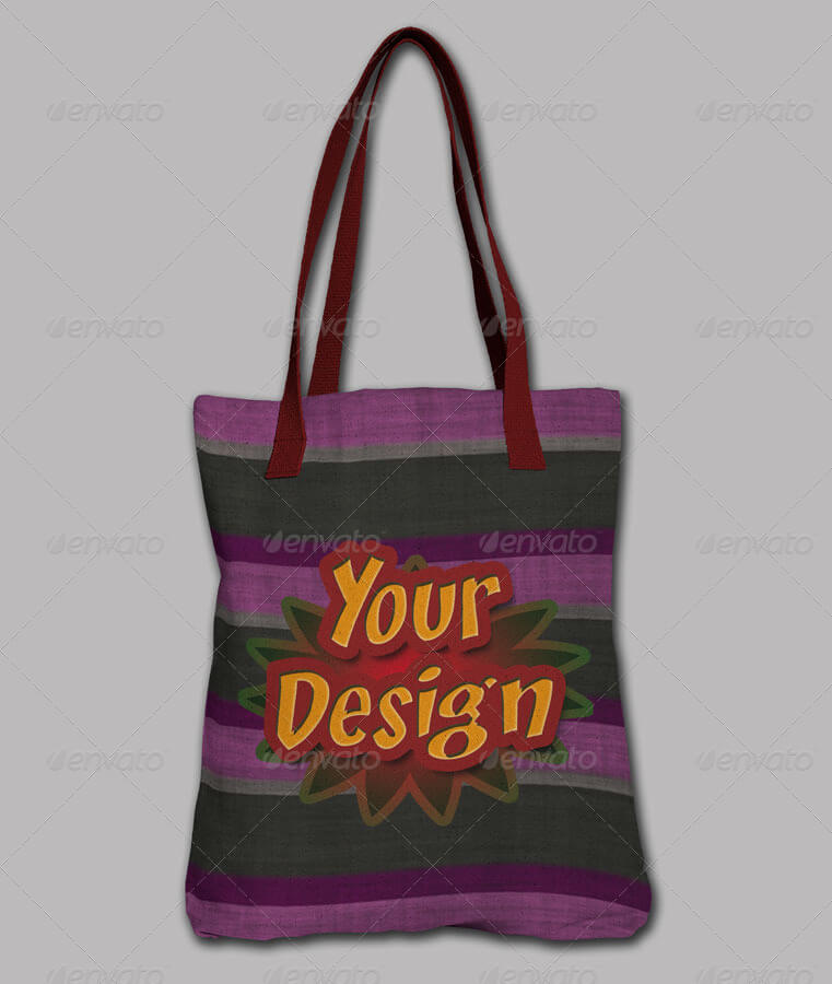 Soft Tote Bag PSD