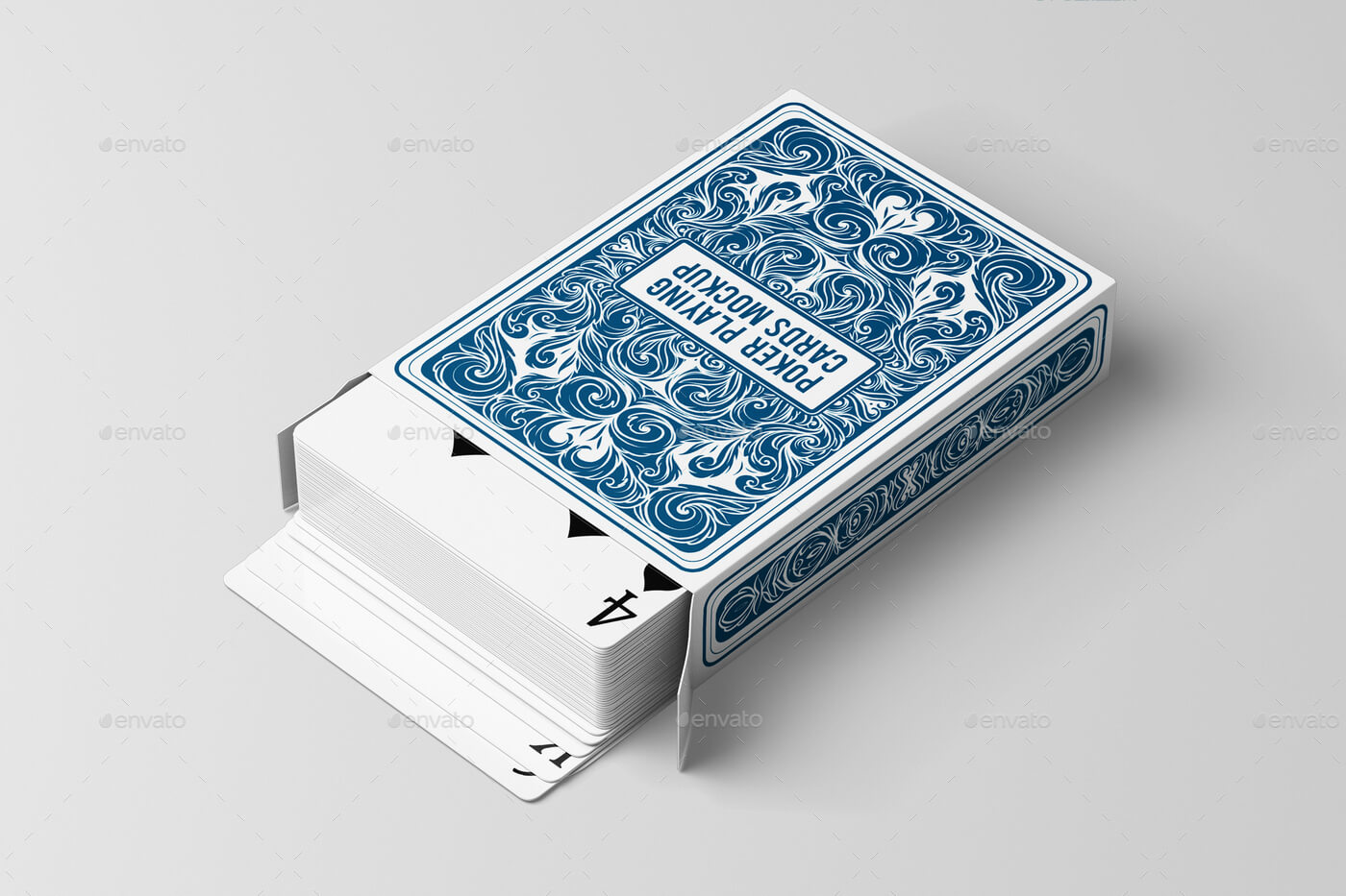 V1 PLAYING CARDS Free Customizable Design template