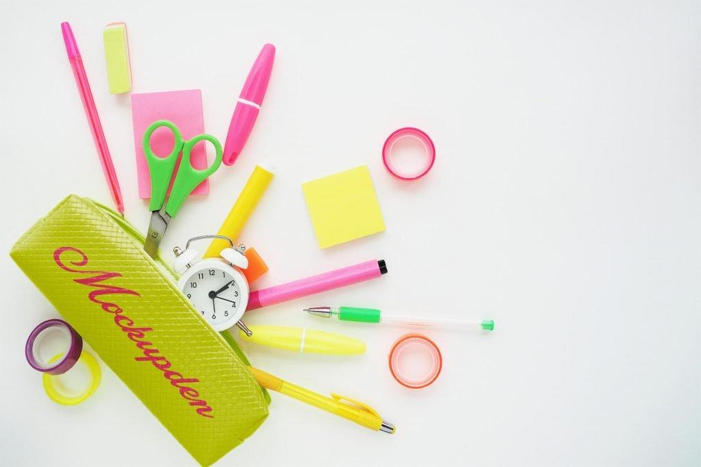 Free Pencil Case Mockup PSD Template