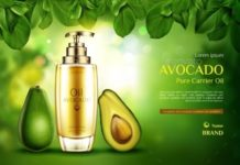 Cosmetics Oil Avocado