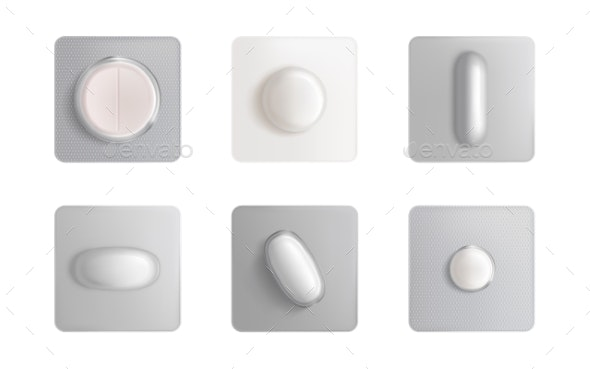Pills Blister Pack