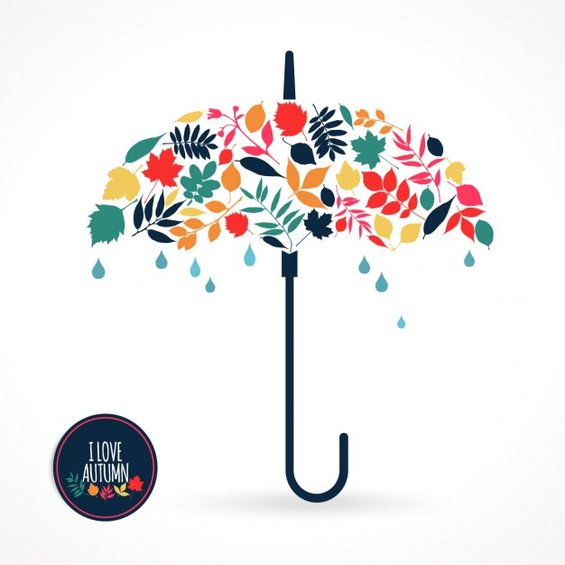 Free Illustration Of Umbrella Vector.