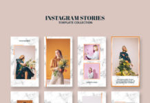 Free Instagram Lifestyle Stories Mockup PSD Template