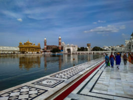 Golden Temple 2019 ( As it Were)