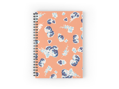 Pattern Notebook PSD Design