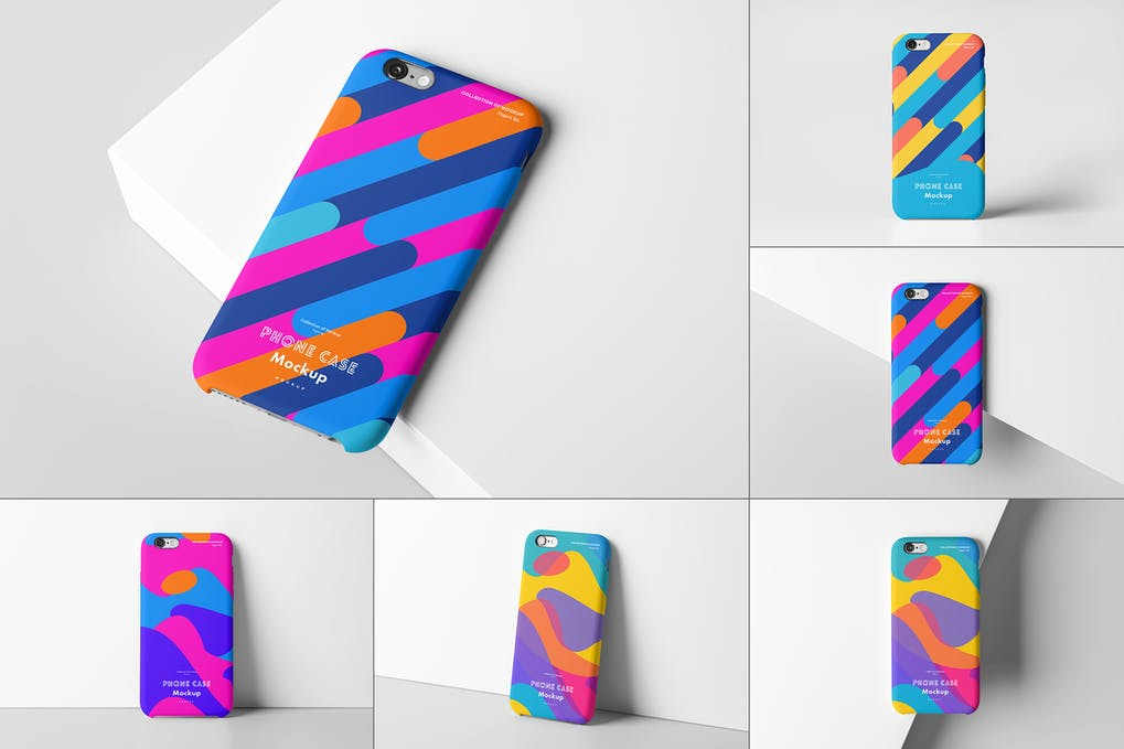 Phone Case Mock-up