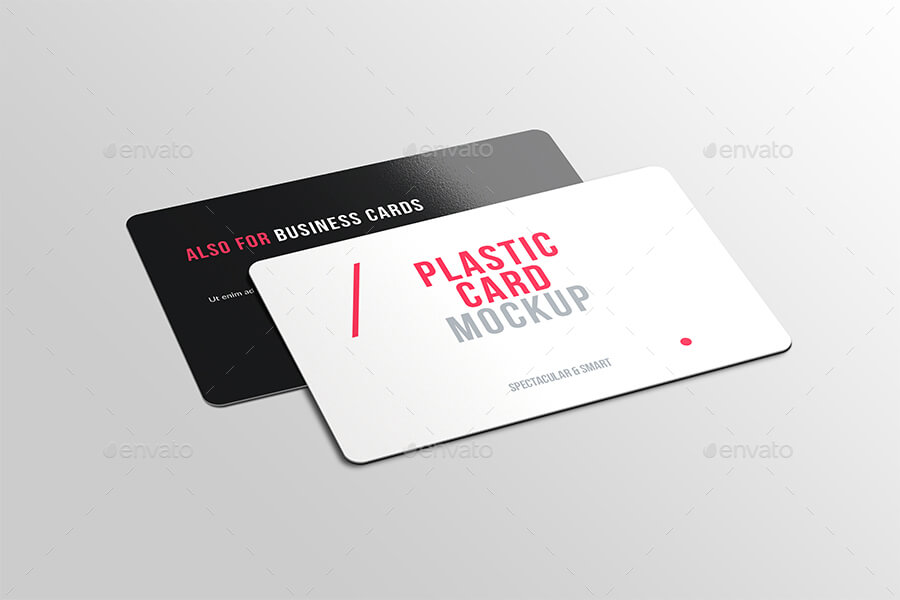 Spectacular Smart Plastic Card Template