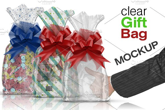 Translucent Wrapping Paper PSD