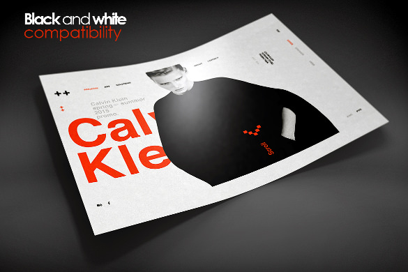 A4 Size Black and White Compatibility Paper Mockup