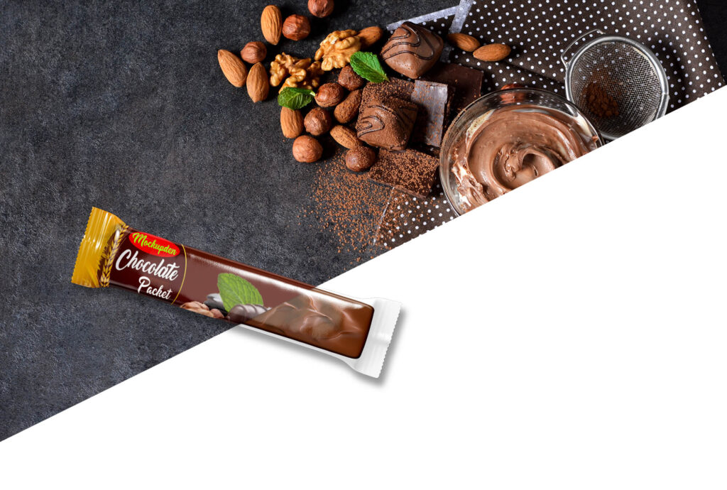 Free Chocolate Packaging Mockup PSD Template