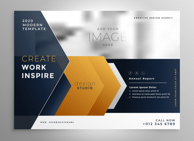 Customizable Modern Design A5 Size Flyer