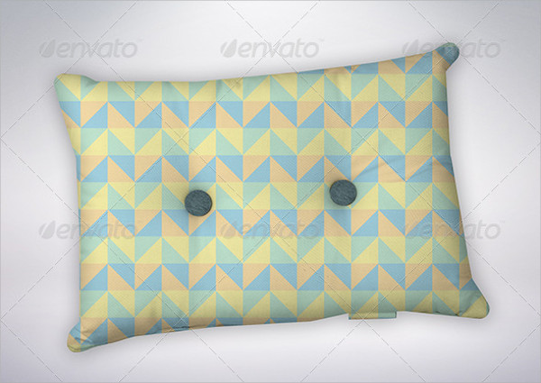 Decorative Pillow PSD Mockup