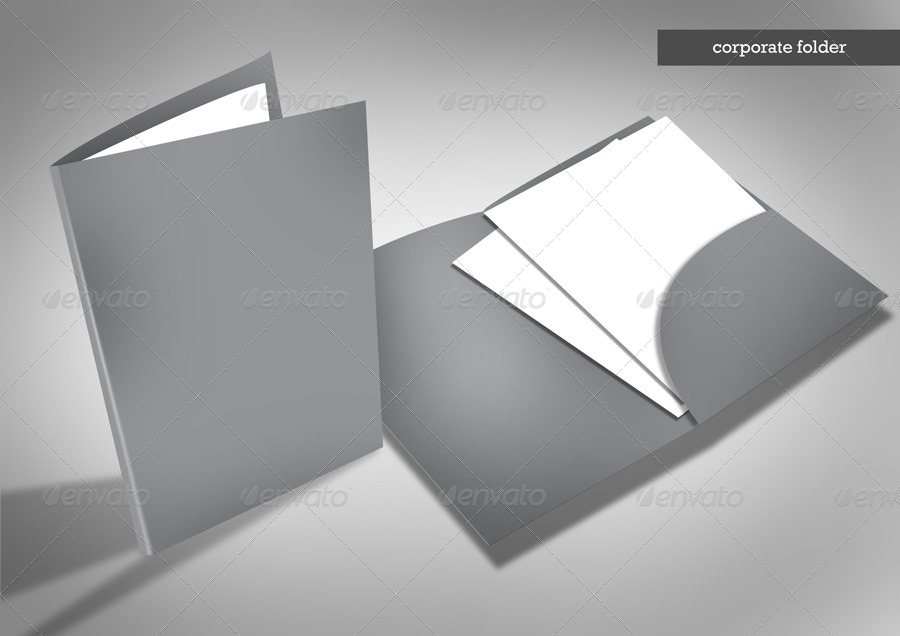 Full Corporate Identity Mockup Package