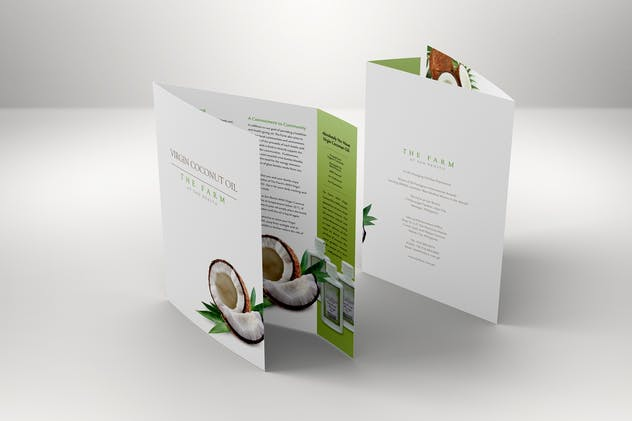 Two Booklet template