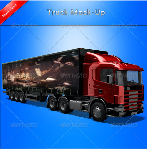 Truck Mock-up