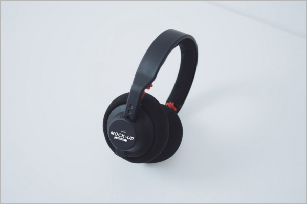 Artistic Design Headphone PSD