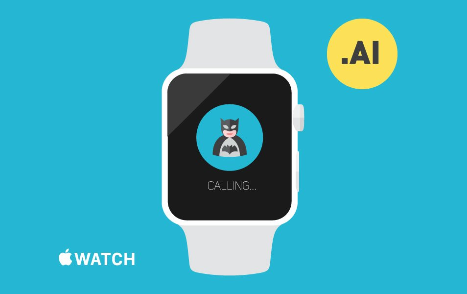 Calling iWatch PSD in Customizable Background