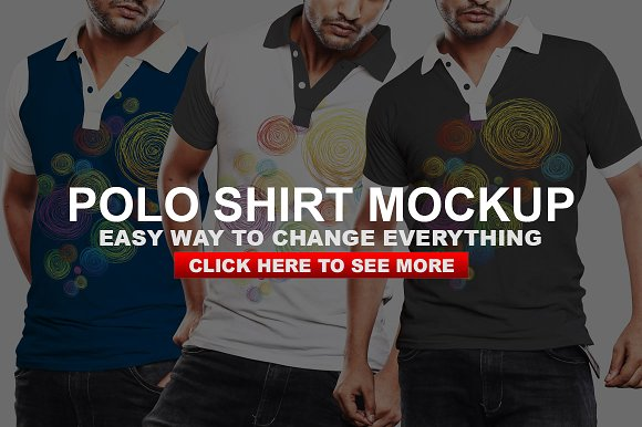 Printed Polo T-shirt new desing idea: