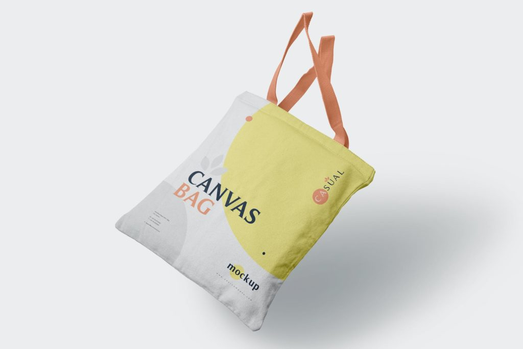 Canvas Bag Mockups