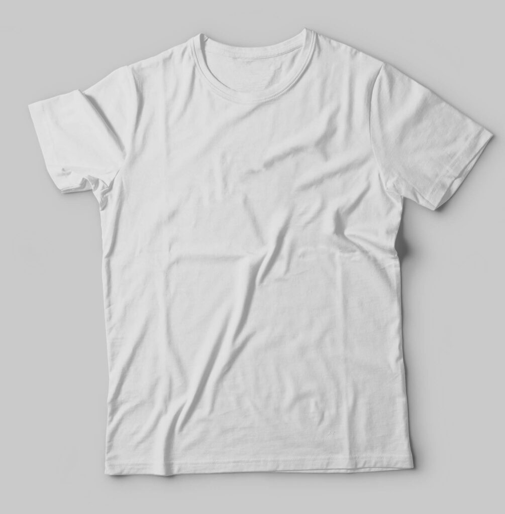 Blank Free Soccer T Shirt Mockup PSD Template