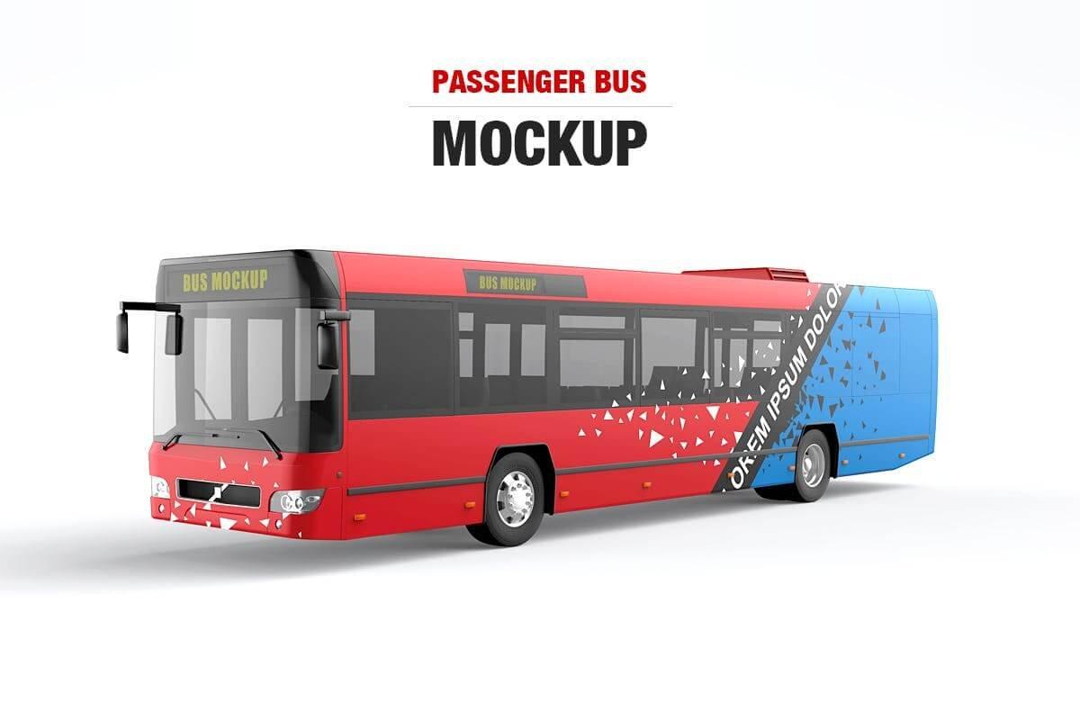 Bus Mock-up (1)