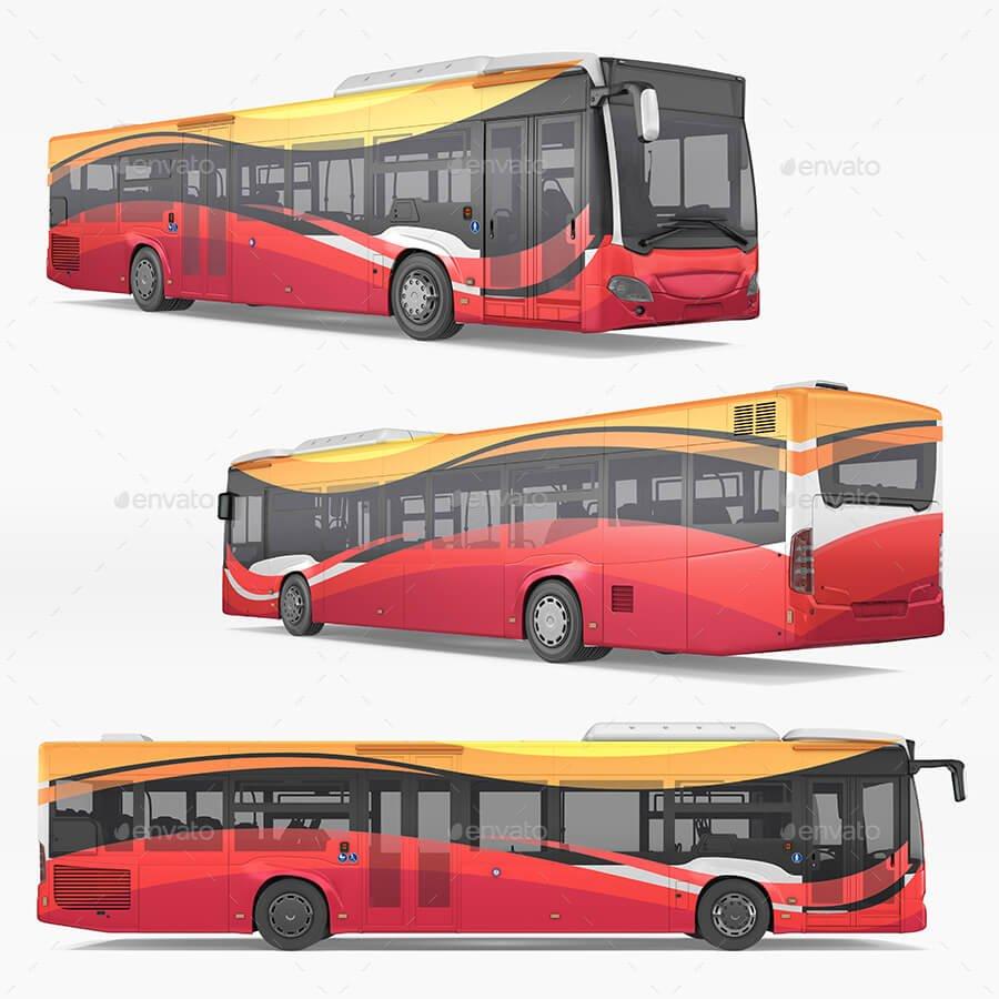 City Bus Mock-Up