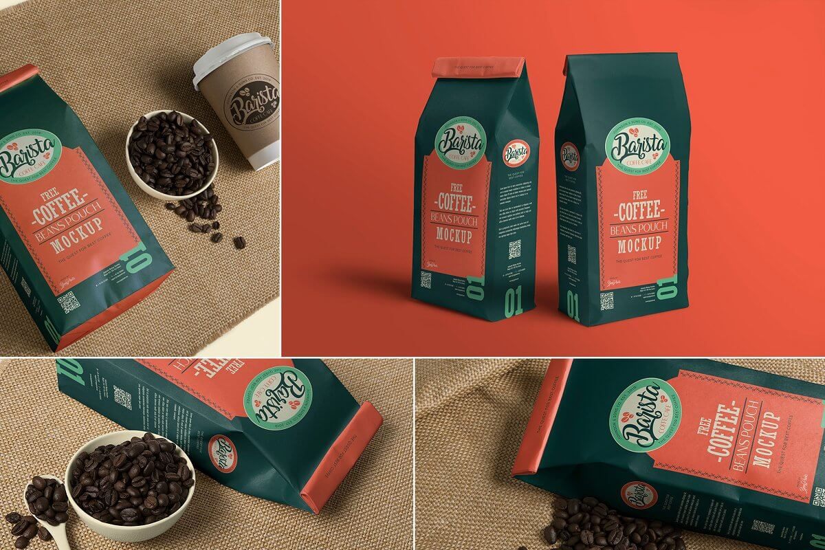 Coffee Pouch Mockups (1)
