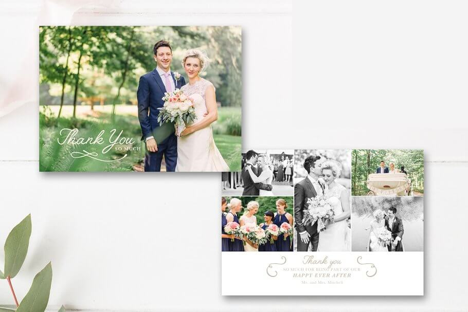 Photography Thank You Card Template (1)