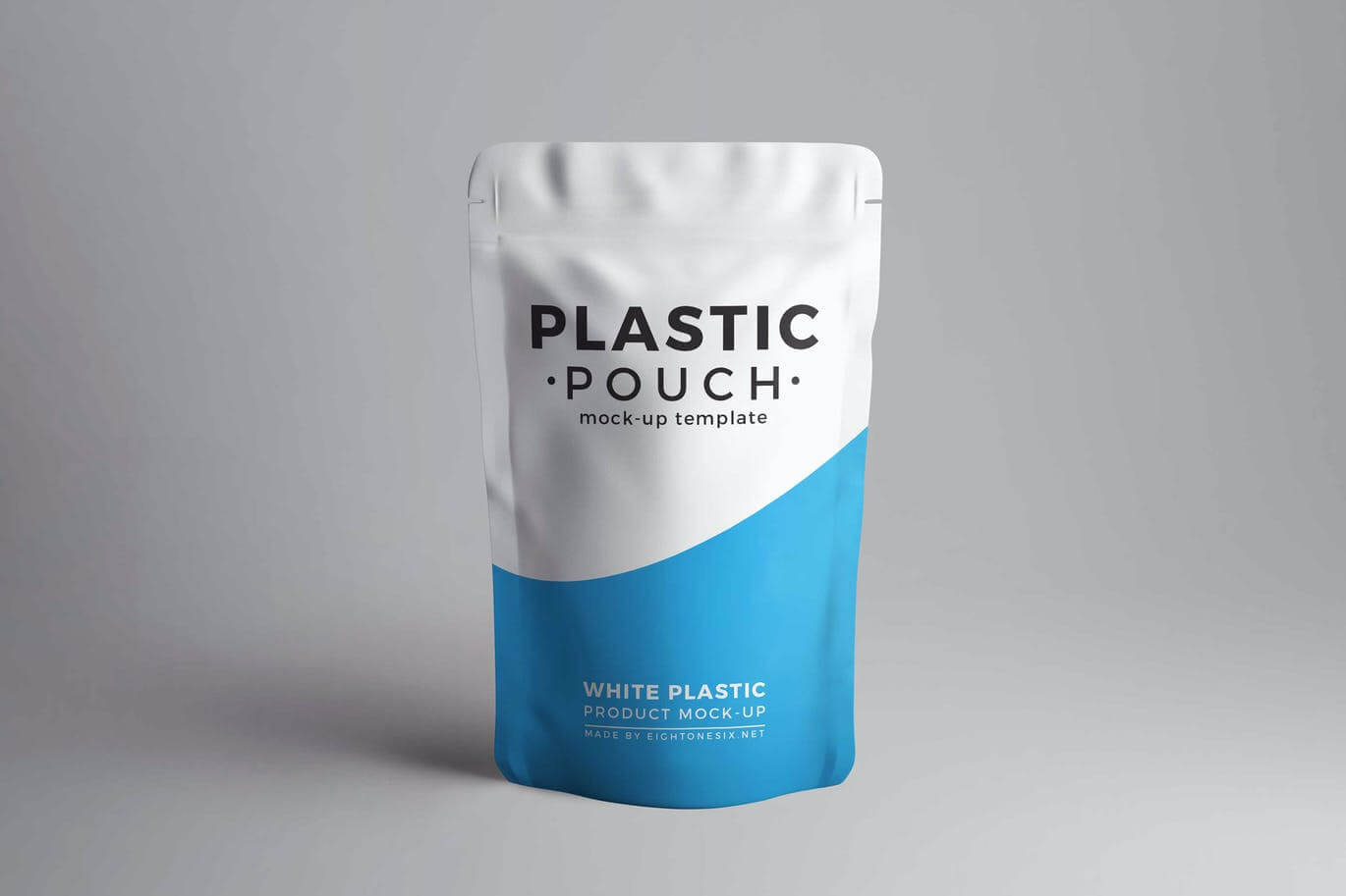 Plastic Pouch Product Mock-Up (2)