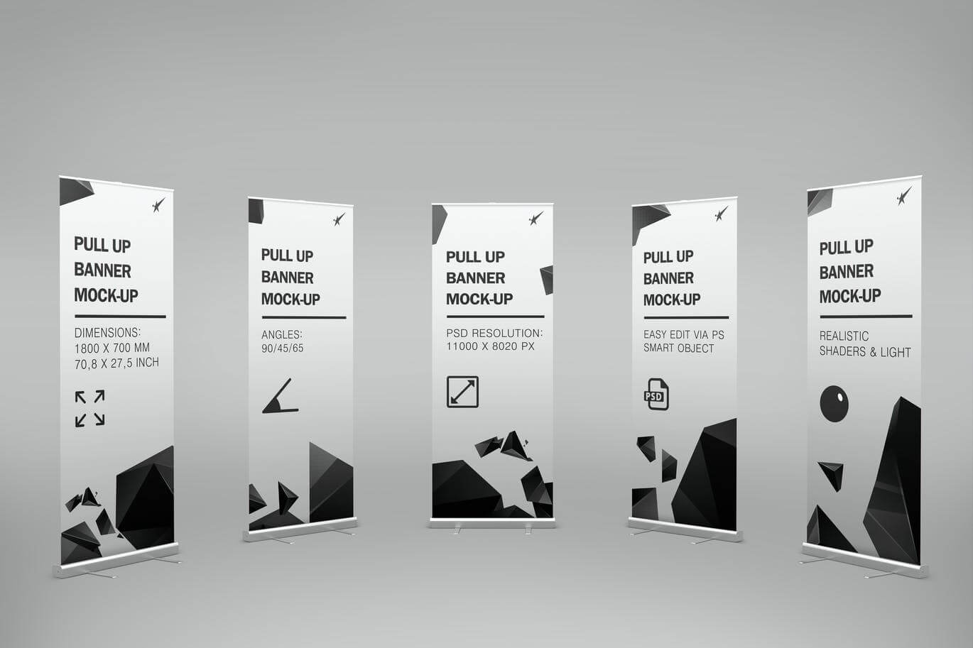 Pull-Up Banner Stand Mock-Up (1)