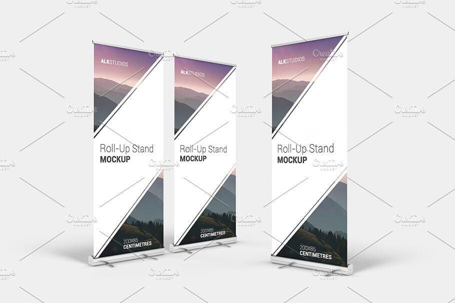 Roll Up Banner Mock-Up (1)