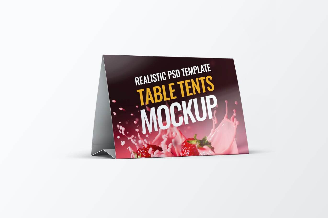 Table Tents Mock-Up V.2