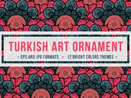 Turkish Art Ornament