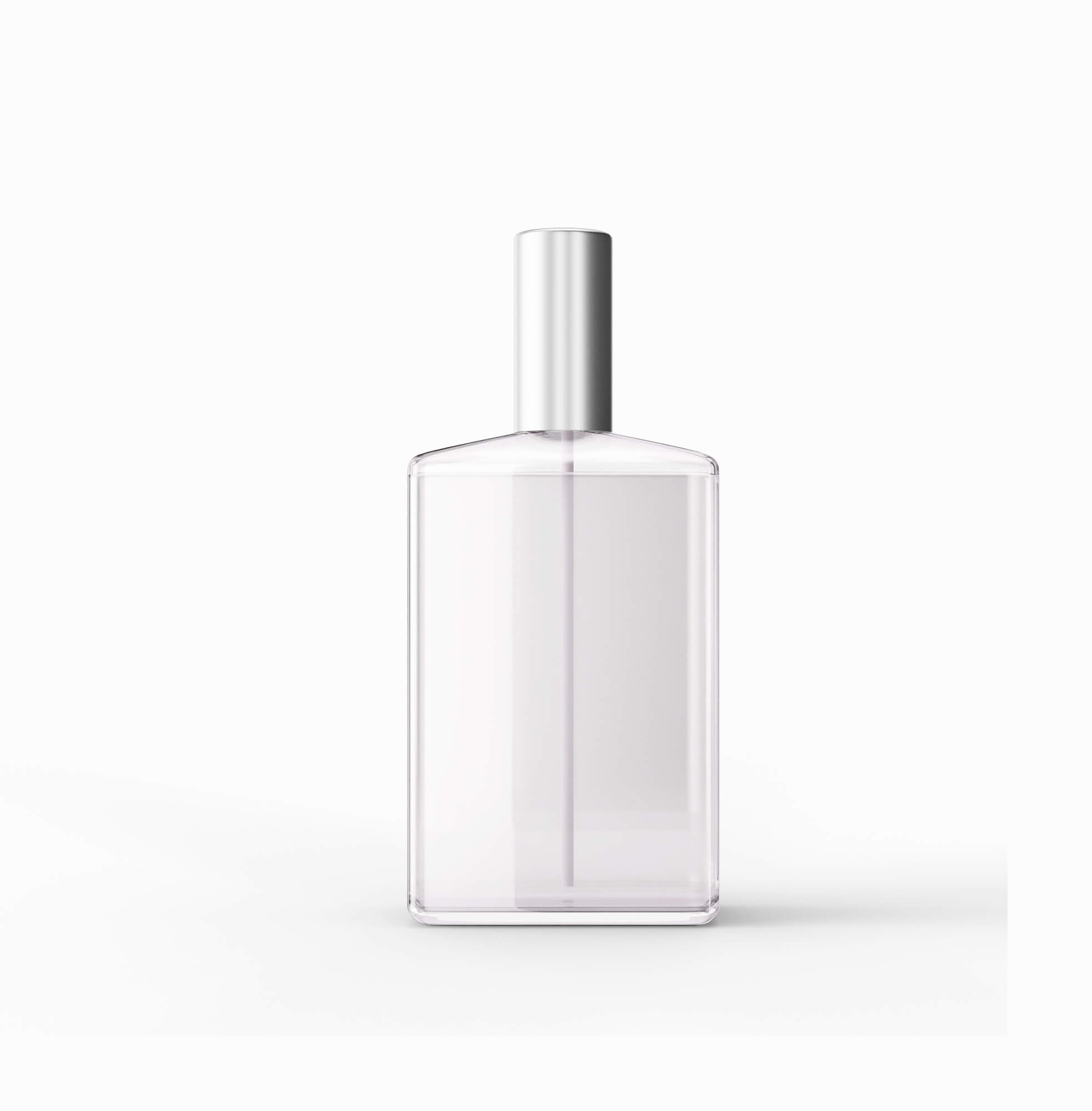 Blank Free Cologne Mockup PSD Template