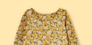 Free Dress Mockup PSD Template
