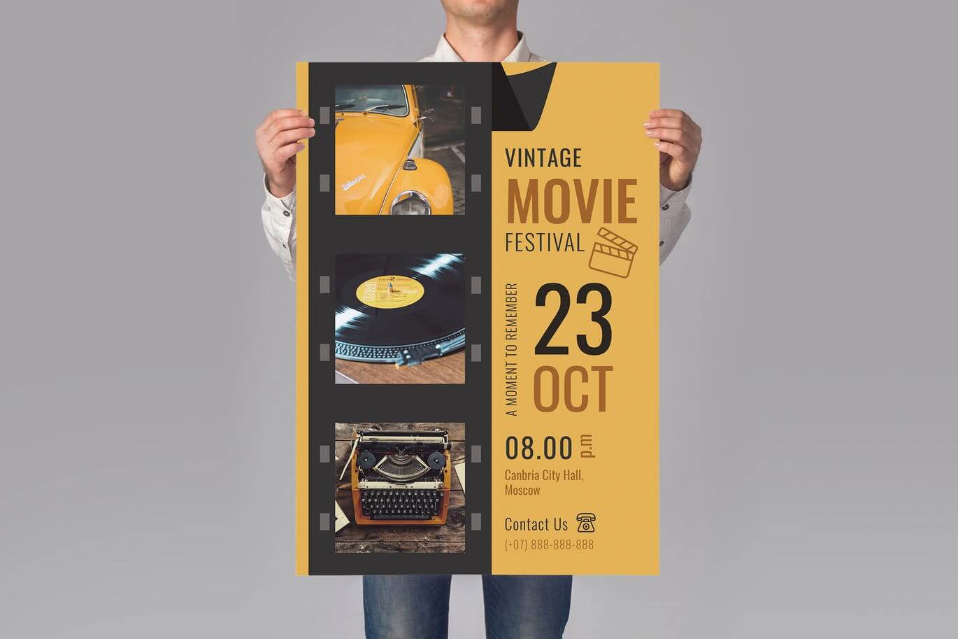 Movie Festival Flyer