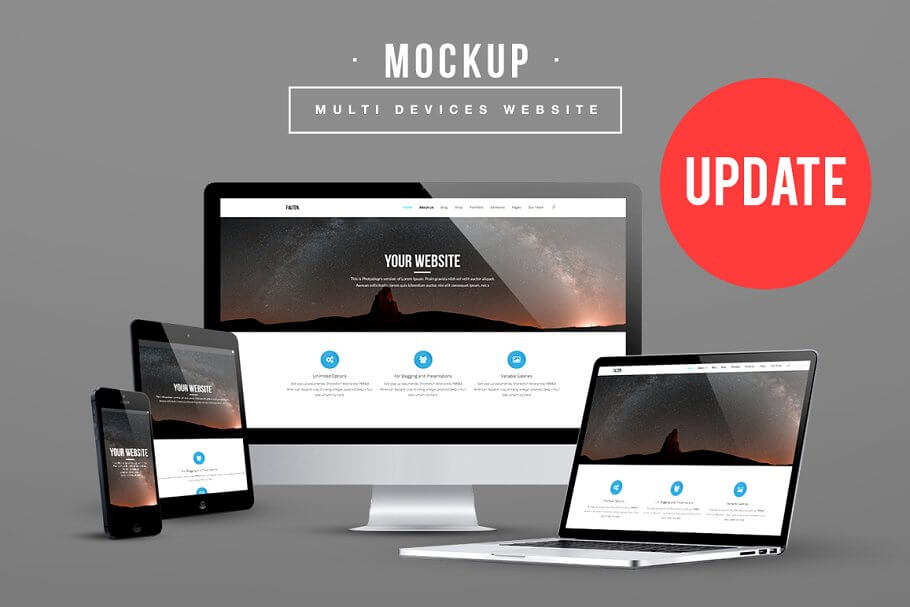 Multi Devices Website Mockup UPDATE (1)