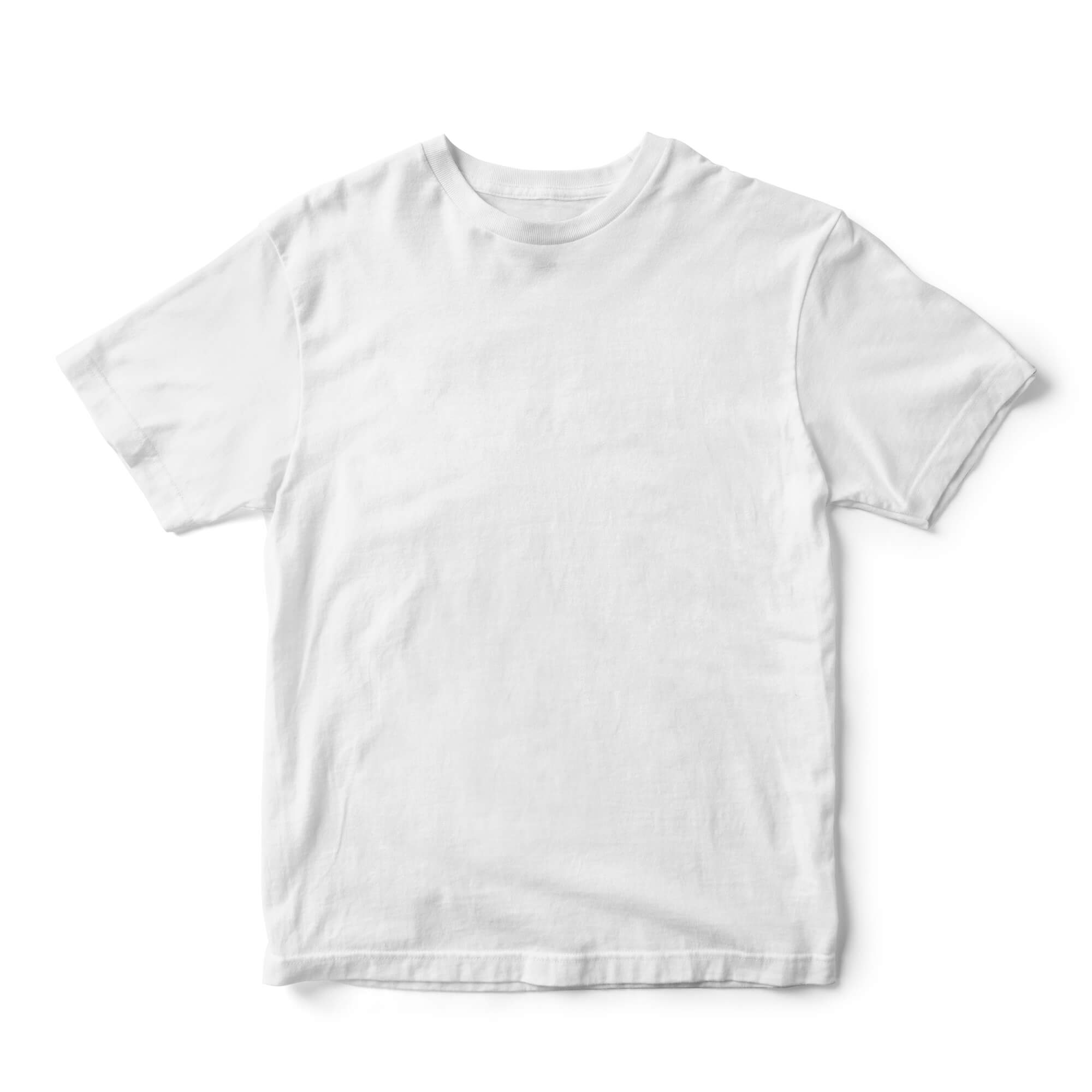 Blank Free Baby T Shirt Mockup PSD Template