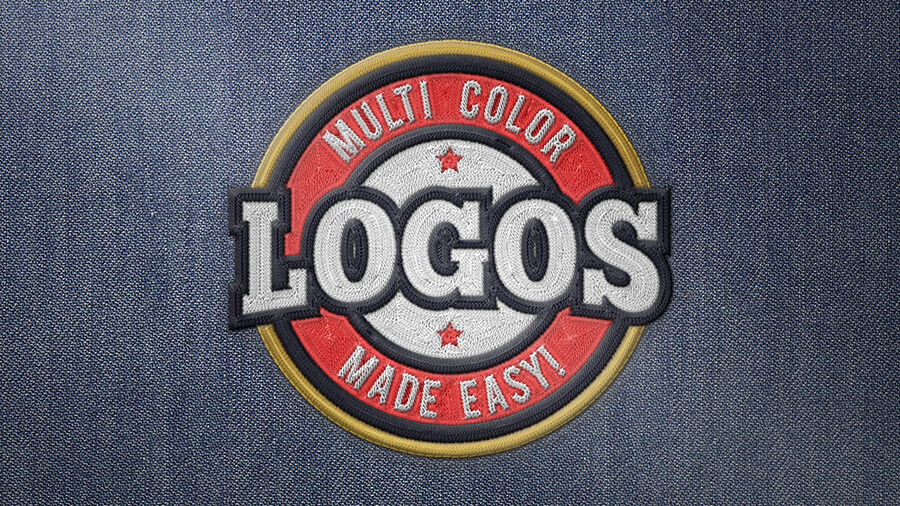 Realistic Embroidery - Photoshop Actions (1)
