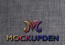 Free Embroidery Mockup PSD Template (1)