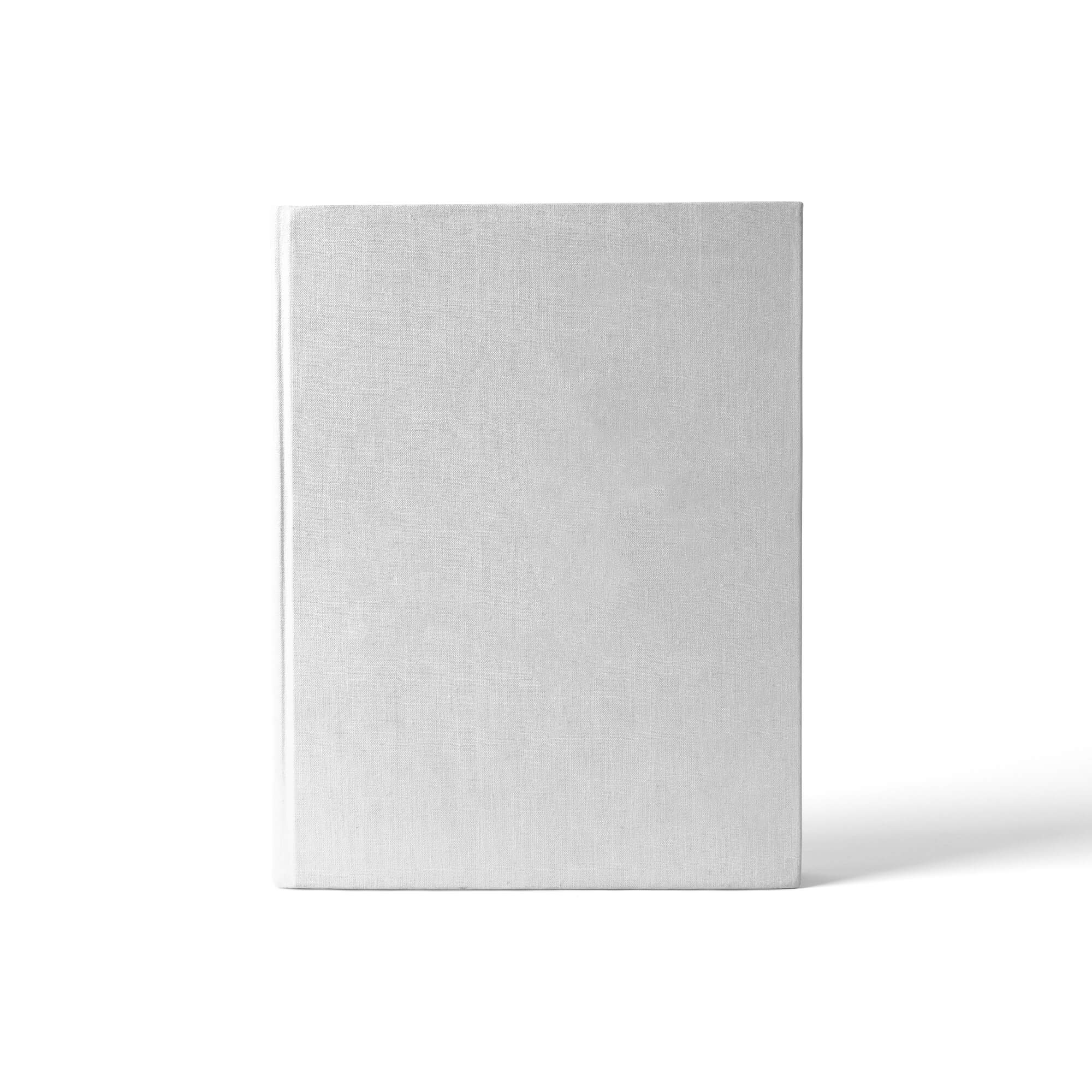Blank Free Book Cover PSD Mockup Template