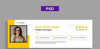 Business Email Signatures Template (1)