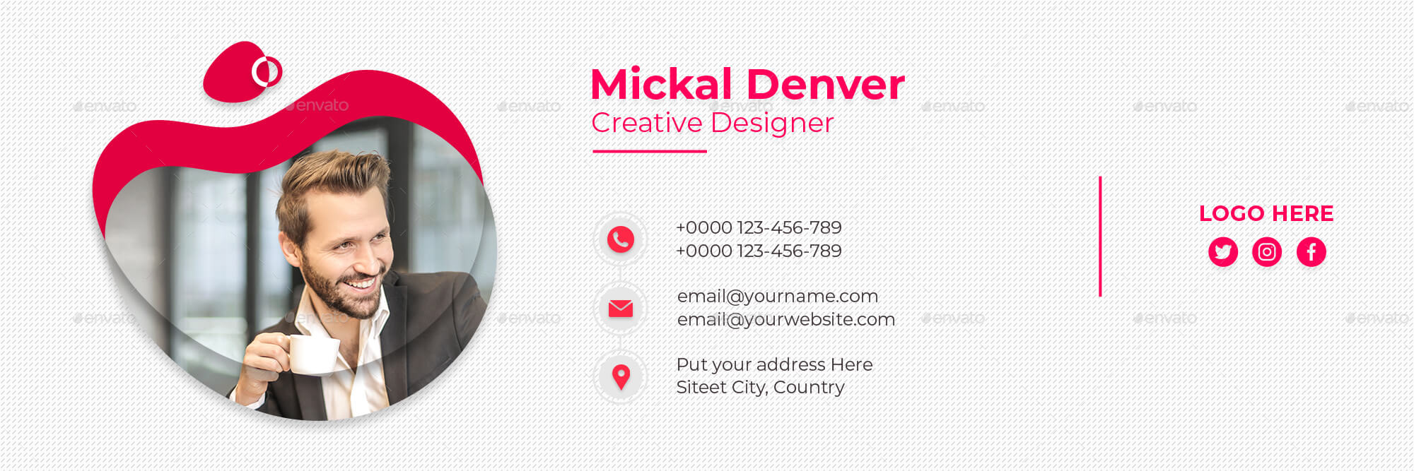 Business Email Signatures Template